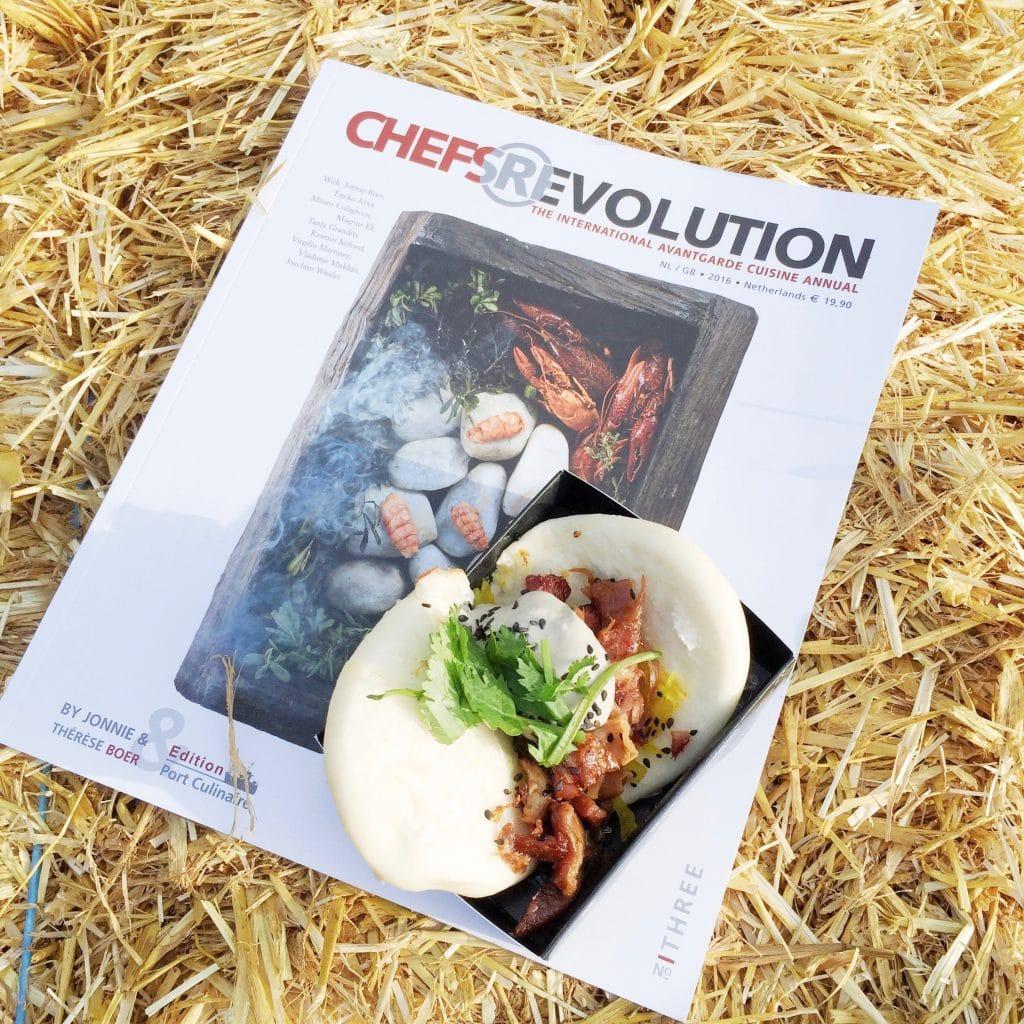 ChefsRevolution 2016 Zwolle & een koesafari made by ellen