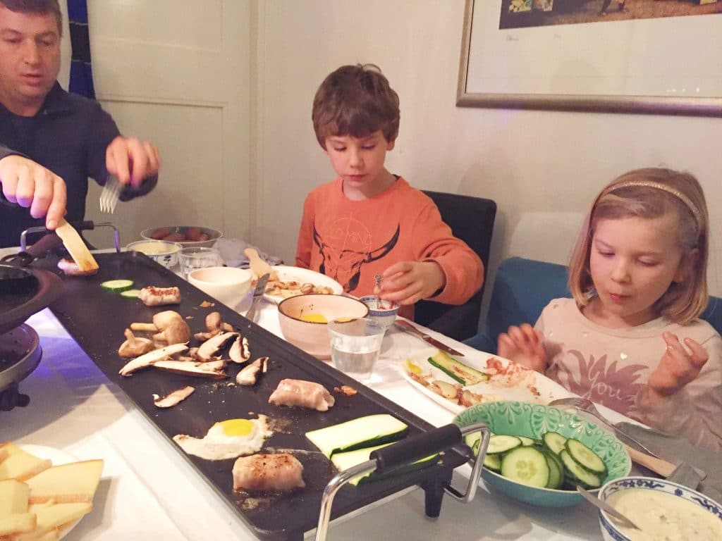 Gourmet ideeen: bijgerechten & tips gourmetten met kerst made by ellen