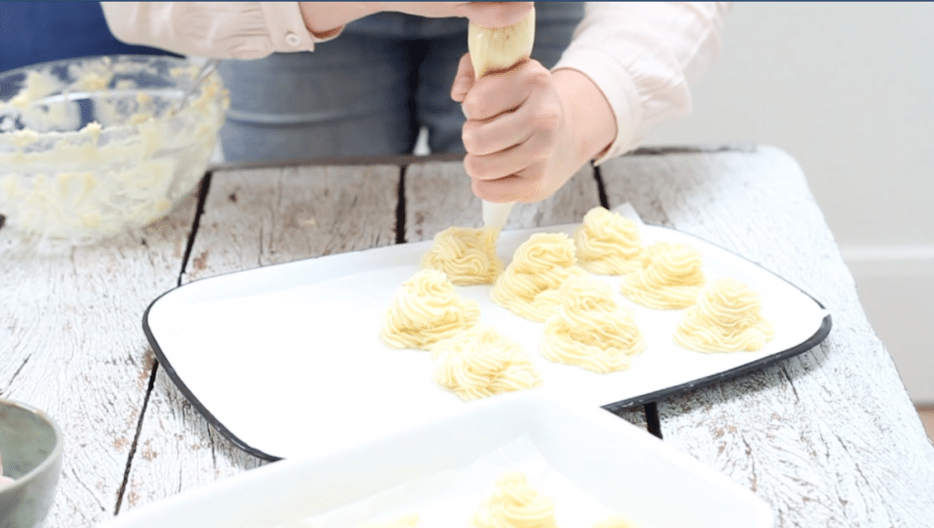 Video pommes duchesse recept bereiden made by ellen