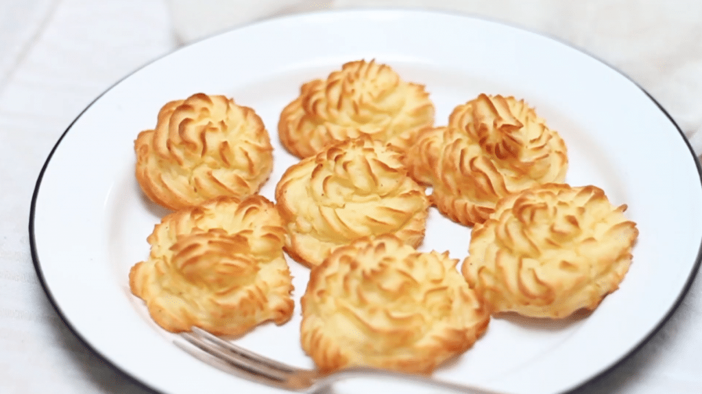 Video: pommes duchesse recept