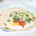 Video wraps maken met ei & avocado made by ellen