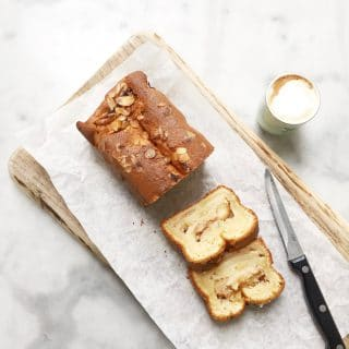 Appelcake recept met mascarpone & kaneel - made by ellen