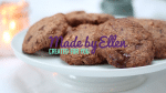 chocolade koekjes maken met noten - video recept made by ellen