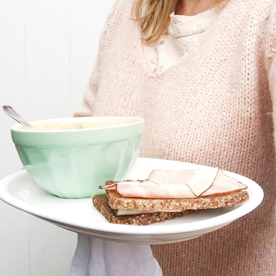 Erwtensoep maken - Gezond erwtensoep recept met spliterwten., made by ellen