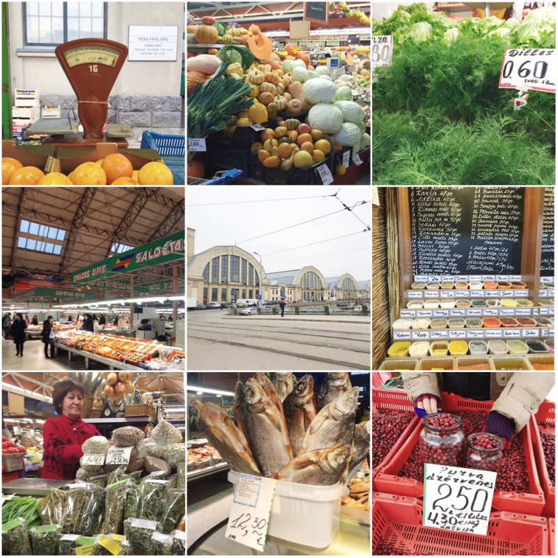 Central market riga letland made by ellen