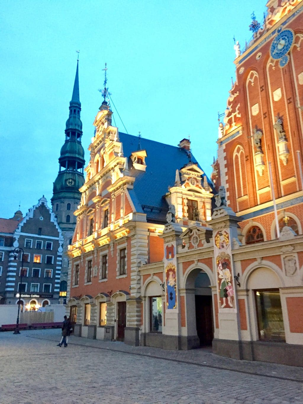 riga hotspots old town made by ellen letland