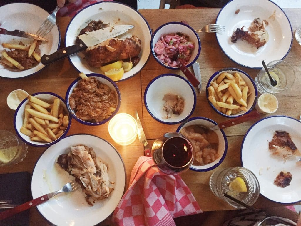 Roast Chicken bar Haarlem - dé hotspot voor kip