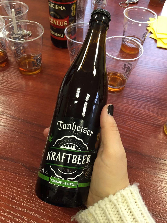 tanheiser beer made by ellen
