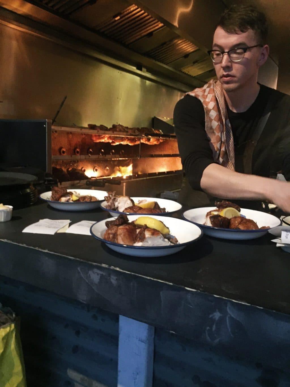 Roast Chicken bar Haarlem - dé hotspot voor kip - made by ellen
