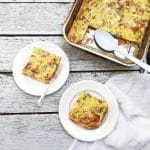 Frittata met zoete aardappel & geitenkaas maken - recept made by ellen