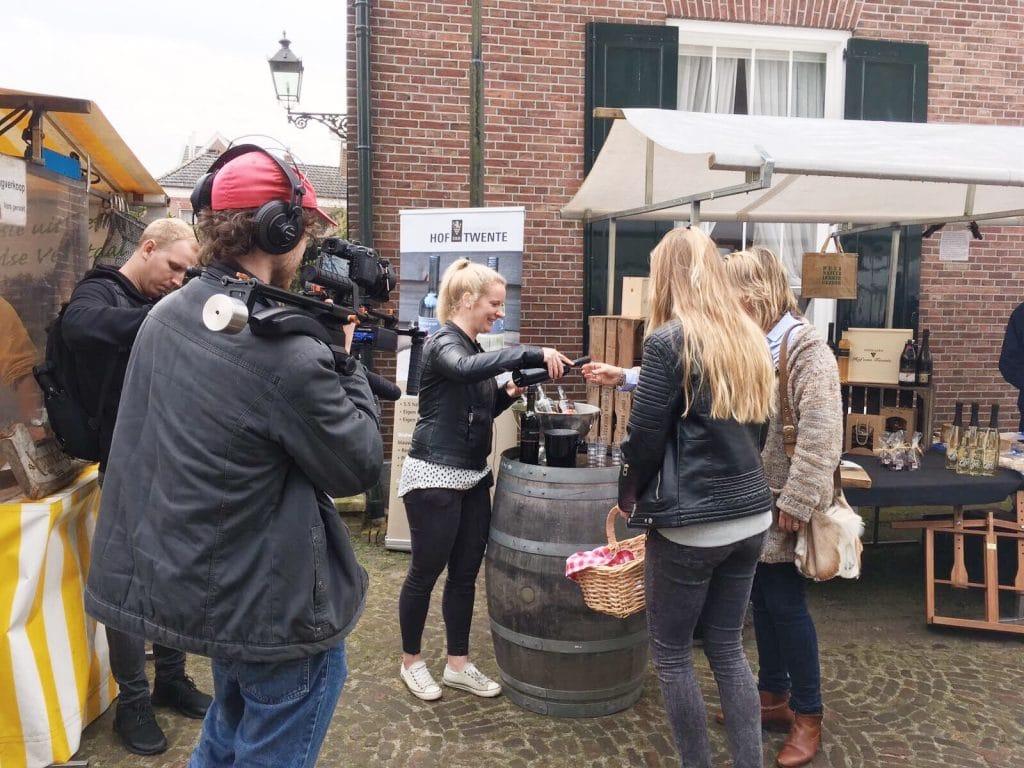 bezoeken streekmarkt twente made by ellen
