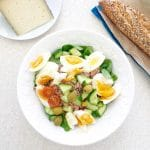 Gezonde tonijnsalade made by ellen