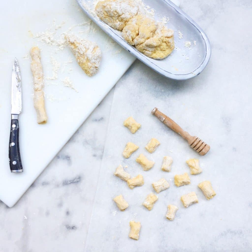 Gnocchi recept, made by ellen