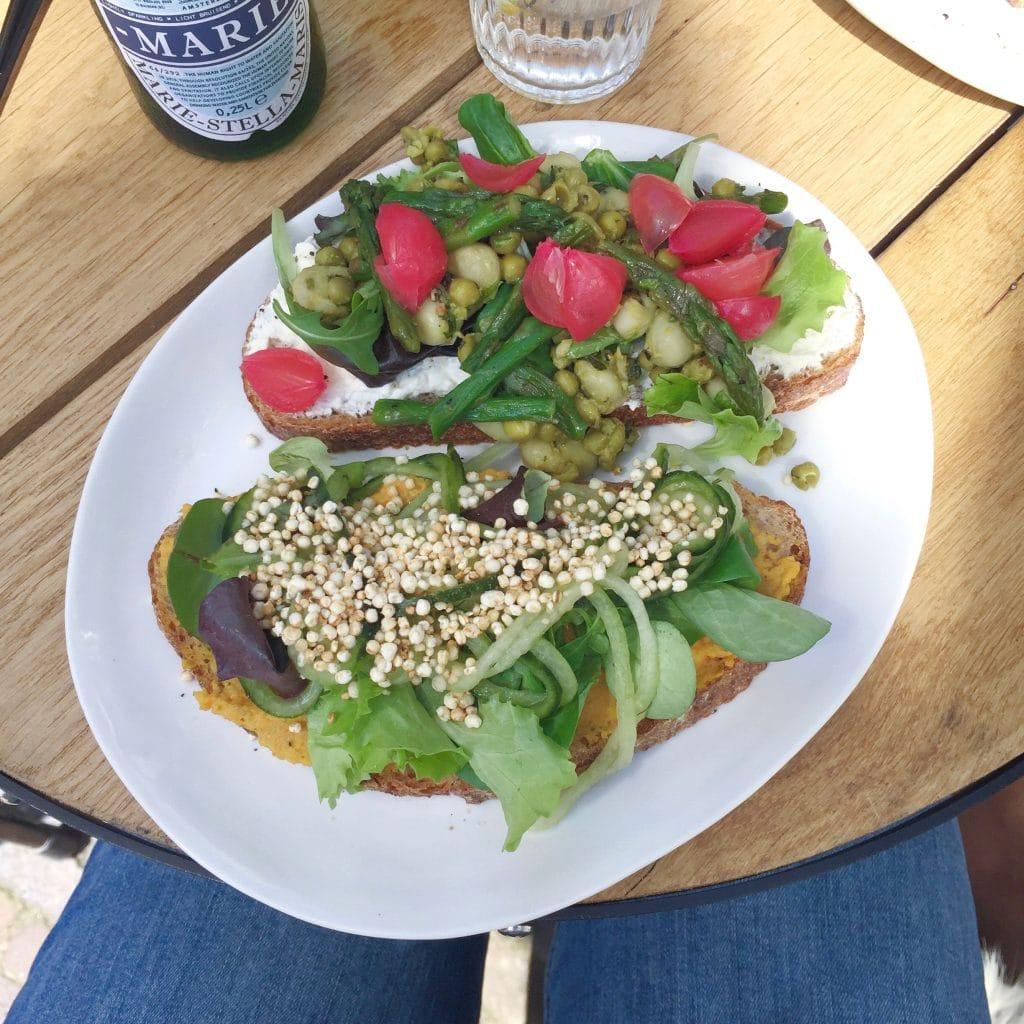 hotspot, koffie, Haarlem, native, native Haarlem, lunch, vijferhoek, made by ellen, review