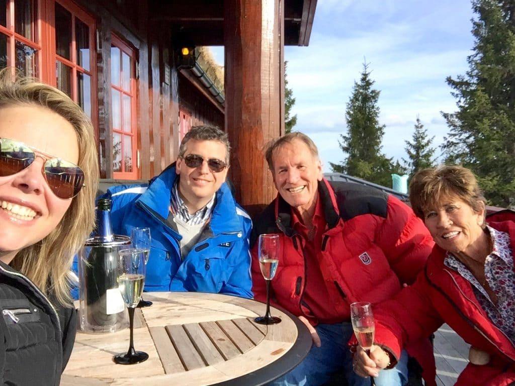 skeikampen noorwegen vriendelijkheid made by ellen