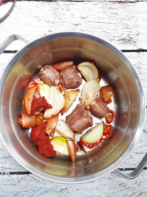 Ossenstaartsoep recept made by ellen