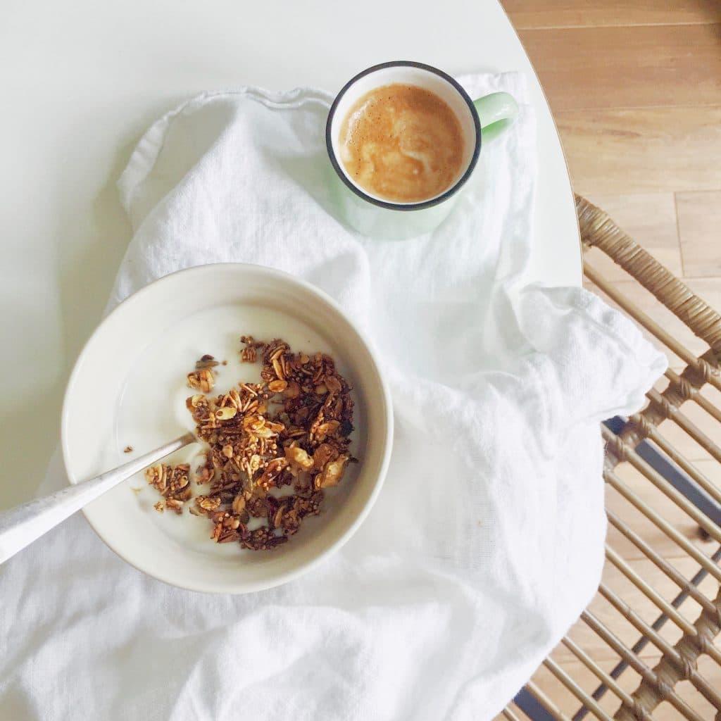 Granola uit de pan! Heerlijk, knapperig & snel made by ellen