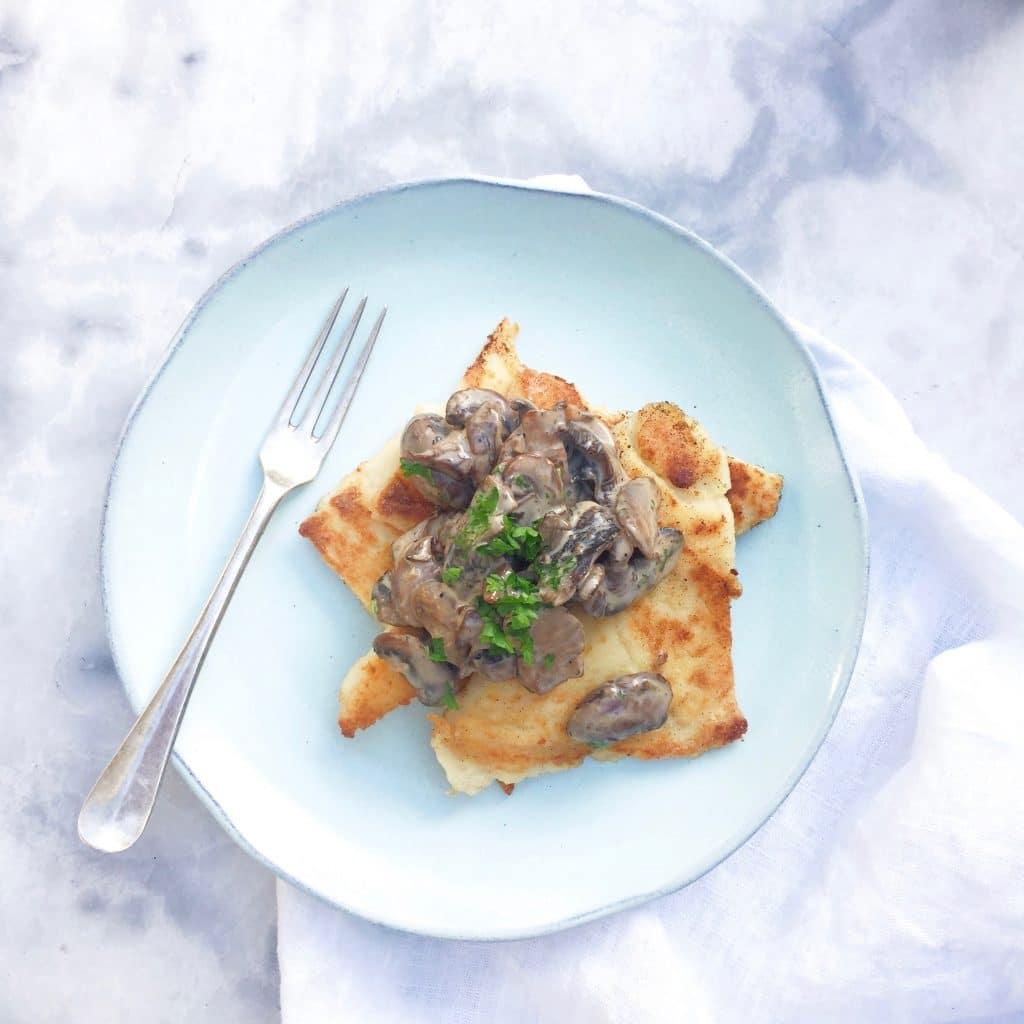 Recept polenta maken! Romige puree & polenta bakken