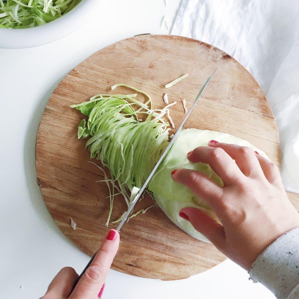 Spitskool recept & hoe te snijden en bereiden