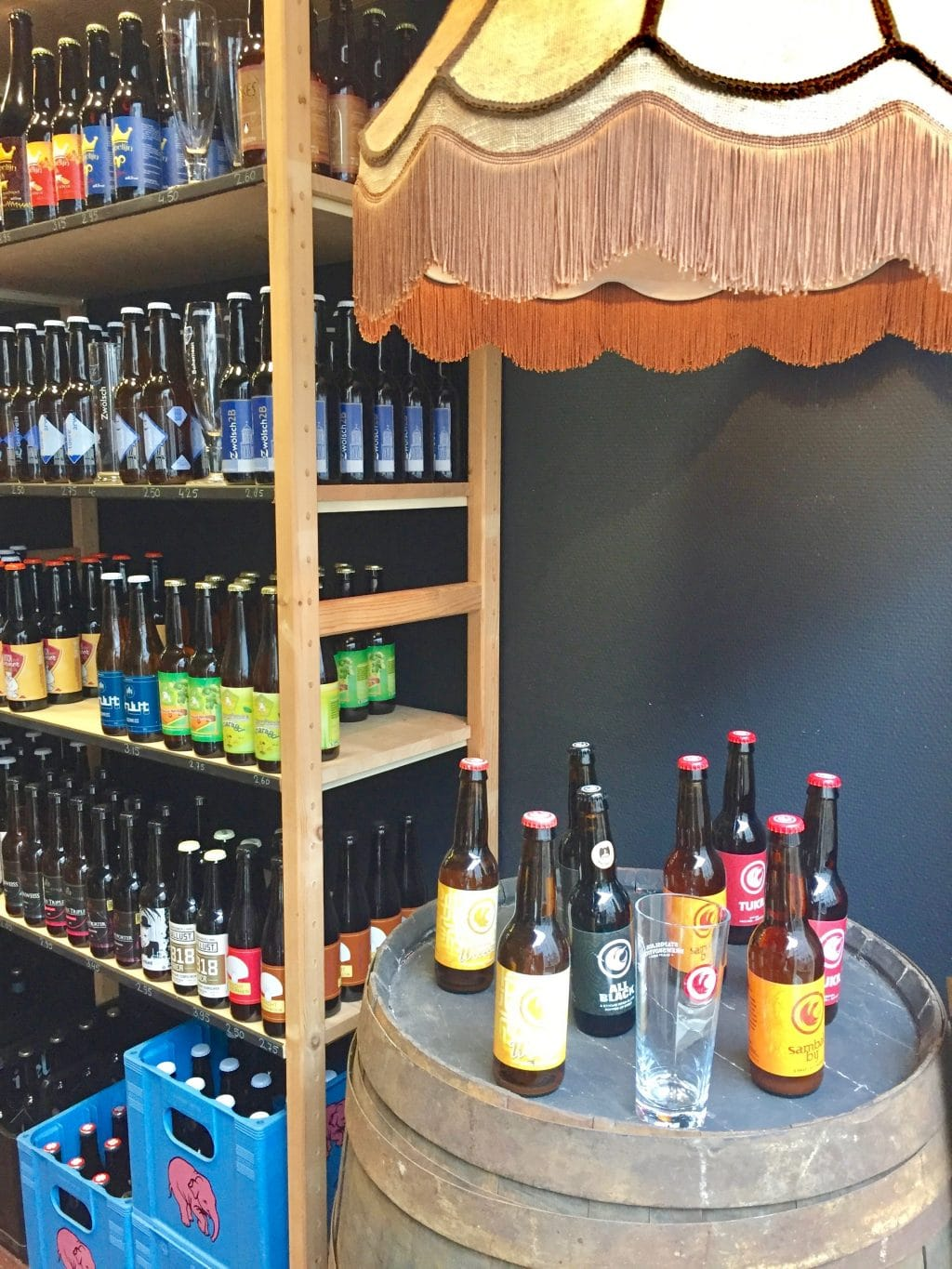 Stanislaus Brewskovitch craft beer store made by ellen