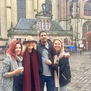 Zwolle Hanzestad ontdekken! 24uur op pad met........