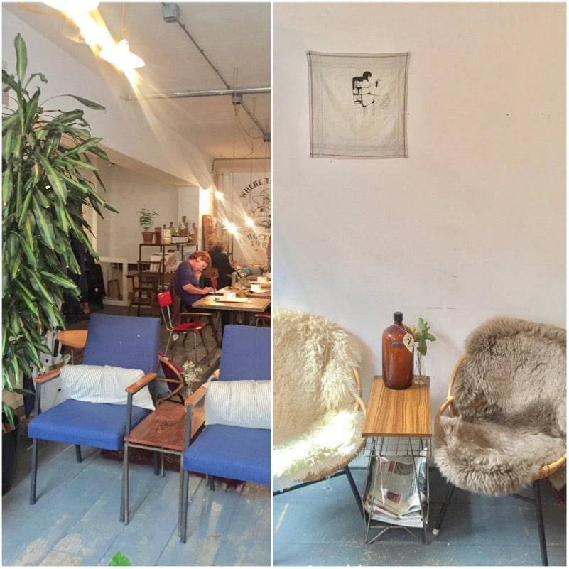 Hier & Daar koffie zwolle made by ellen
