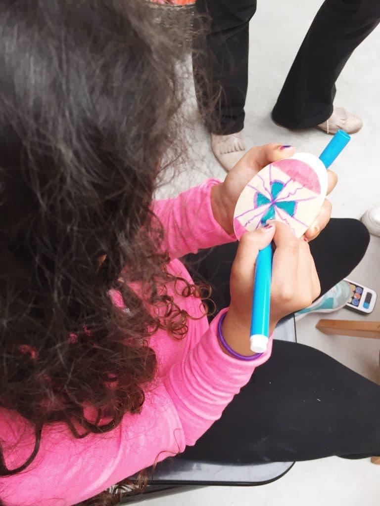 kinderfeestje, partijtje, inspiratie, made by ellen, ketting maken, ideeën, gooi, kinderen, kidsproof