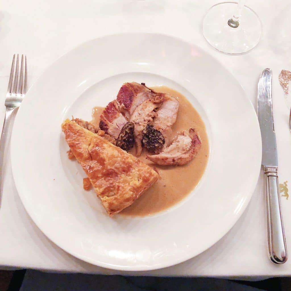 Hoofdgerecht kerst: fazant recept met morillesaus made by ellen