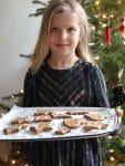 Gingerbread koekjes bakken voor kerst