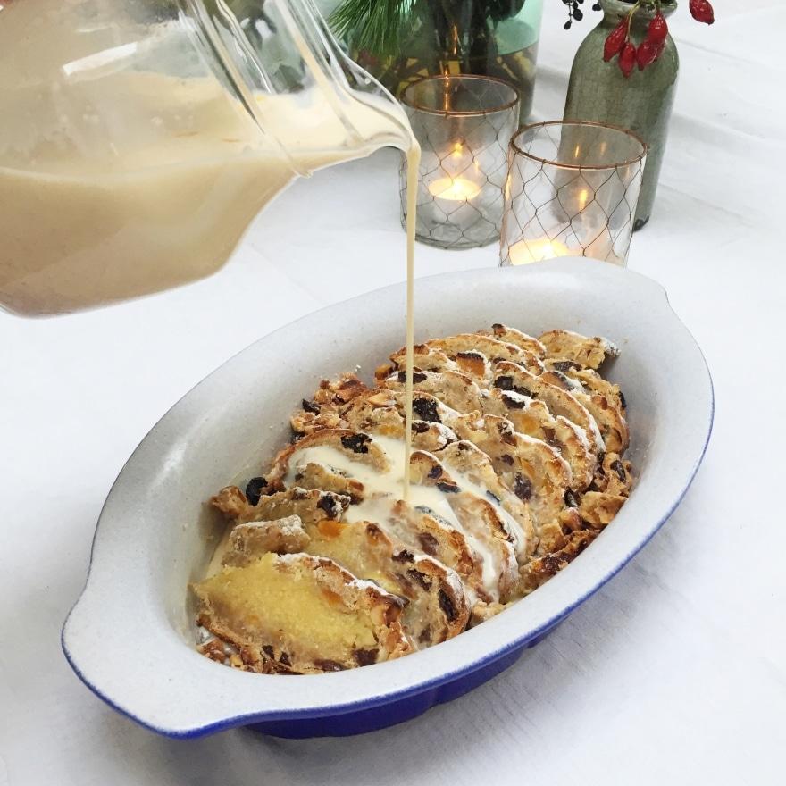 Kerst restjes recepten: restjes kalkoen, cranberry, kerststol, gourmet