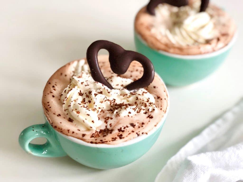 Warme chocolademelk (met alcohol) - snel recept