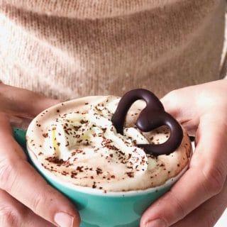 Warme chocolademelk (met alcohol) - snel recept made by ellen