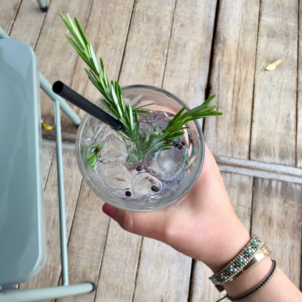 gin tonic made by ellen