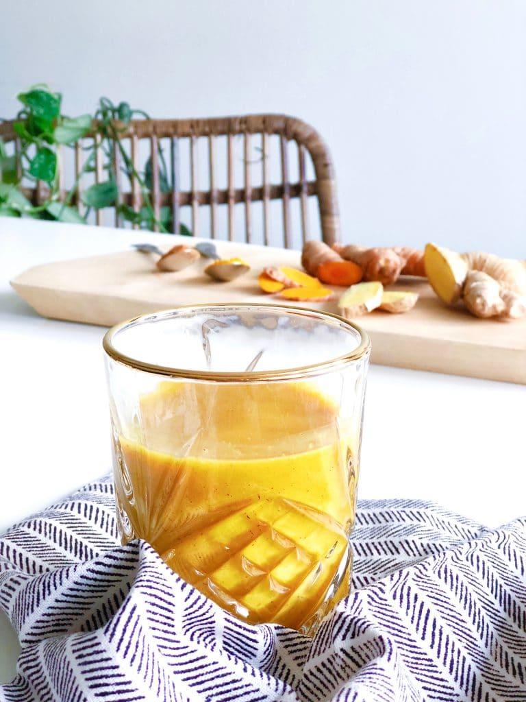 Golden milk recept! Simpel zelf te maken drankje
