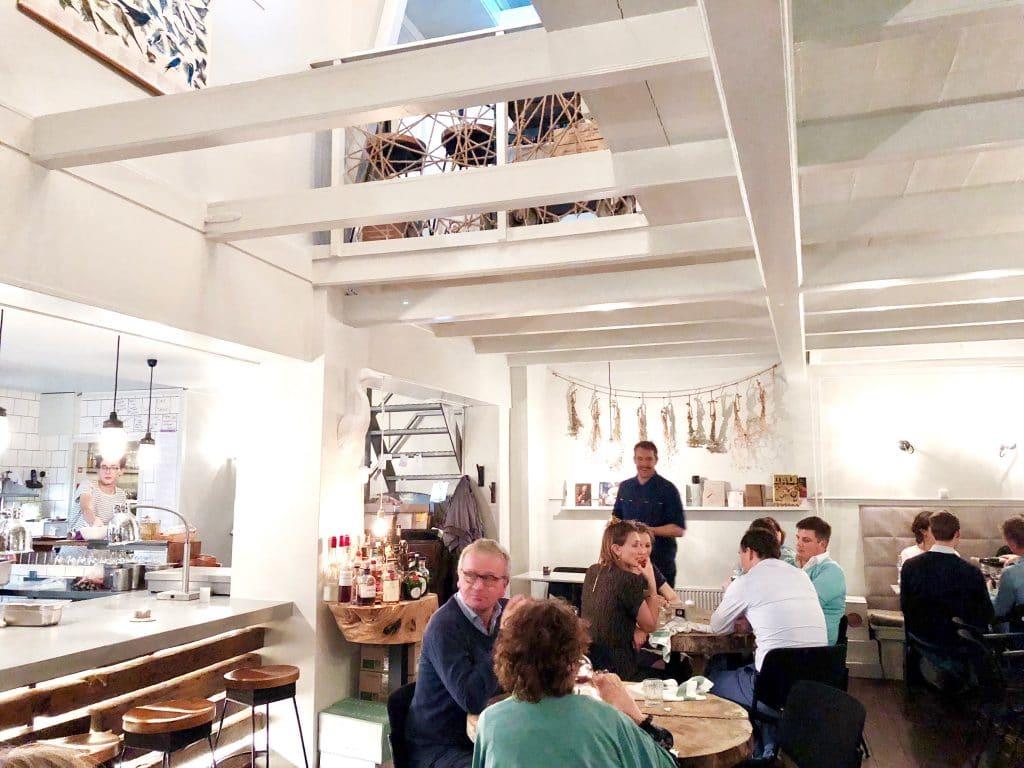 Utrecht: Héron restaurant made by ellen