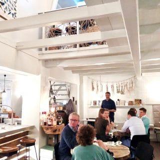 Utrecht Héron restaurant made by ellen