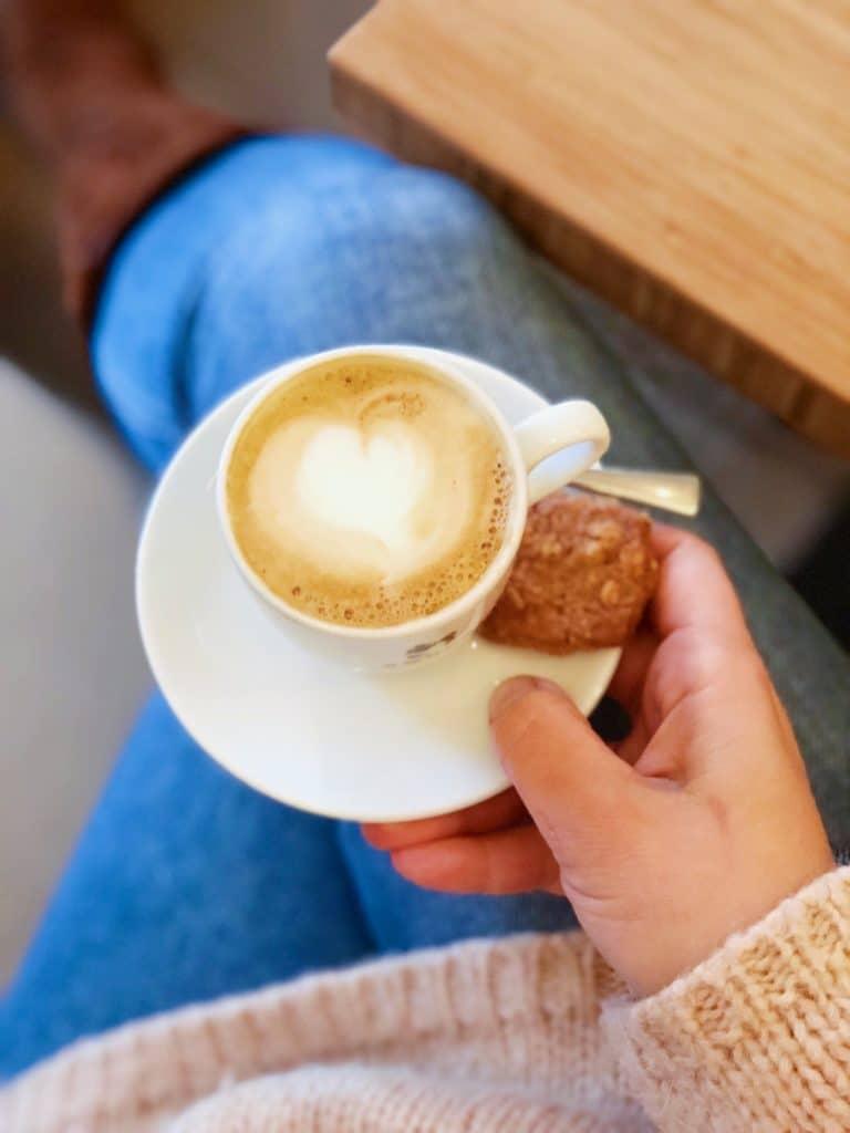 Vinnies ontbijt, koffie & lunch in Amsterdam