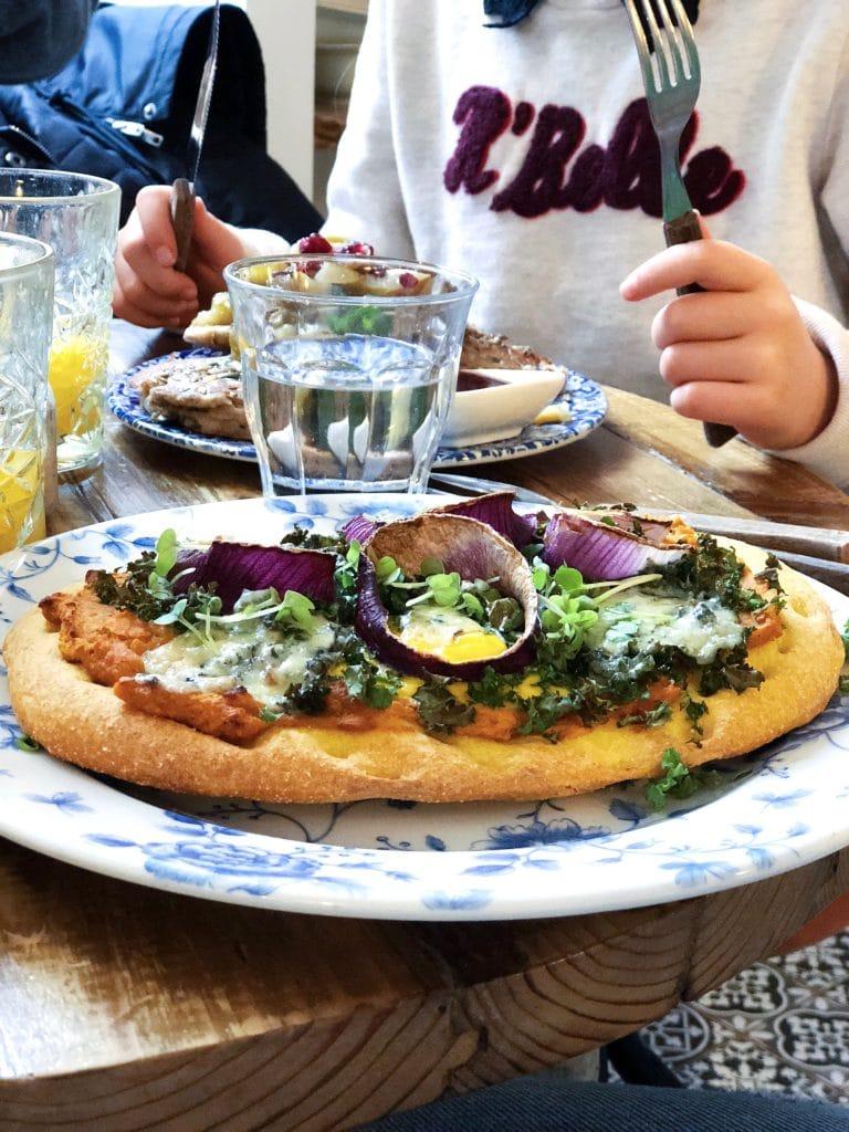 Ontbijten By Lima Haarlem centrum