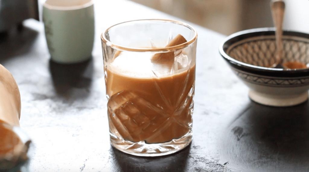 Pumpkin spice latte video recept made by ellen