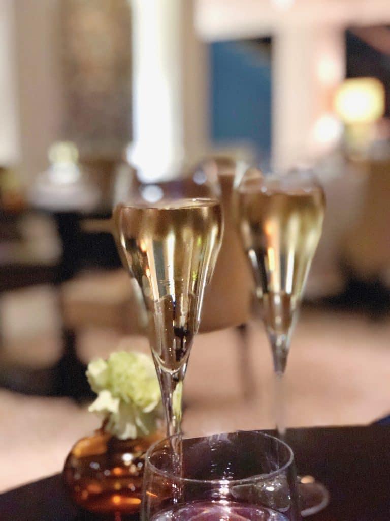 Aperitief Goldfinch Brasserie Waldorf Astoria made by ellen