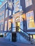 Brasserie Goldfinch Waldorf Astoria Amsterdam
