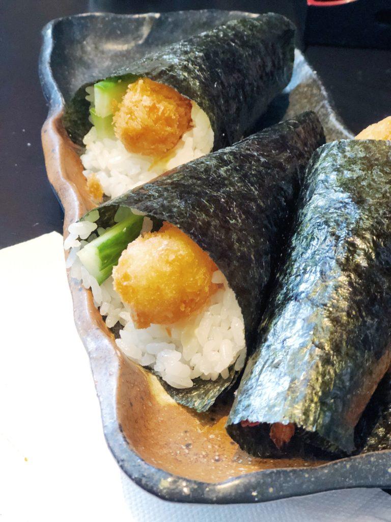 sushi ijmuiden