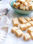Caramel fudge met zeezout