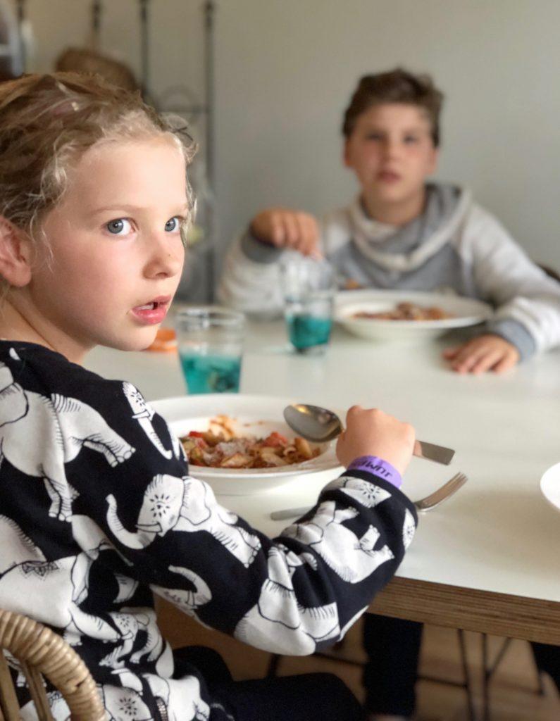 Deze luizenmoeder - wat eten we vandaag made by ellen
