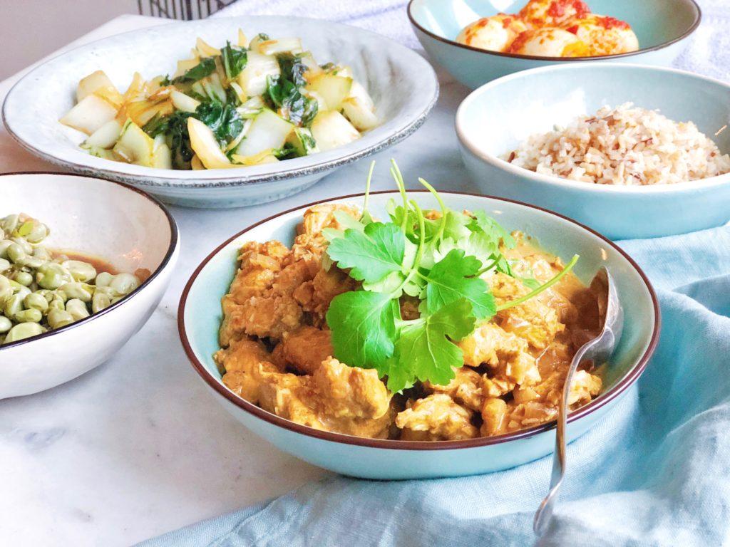Kip rendang - lekker en snel recept