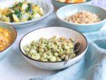 Tuinbonen recept op Aziatische wijze