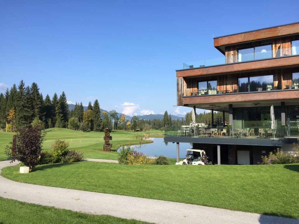 Windau lodge hotel brixental oostenrijk made by ellen