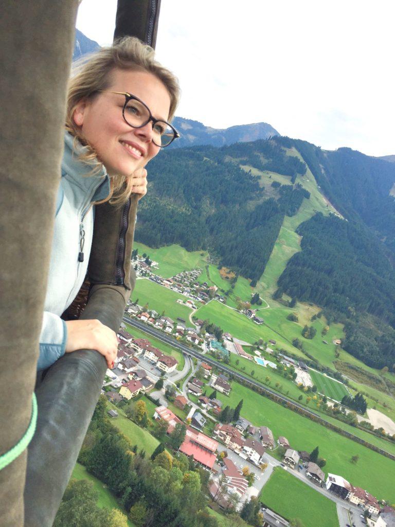 Ballon CupKitzbüheler Alpen