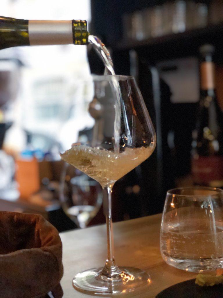 Wijnen de zeeuw Haarlem restaurant made by ellen