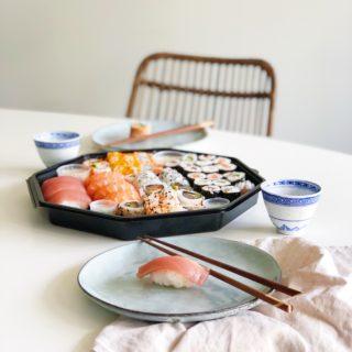 sushi online bestellen visbezorgd.nl made by ellen